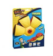 Phlat Ball - Disc Ball V3 Fusion - YELLOW & RED